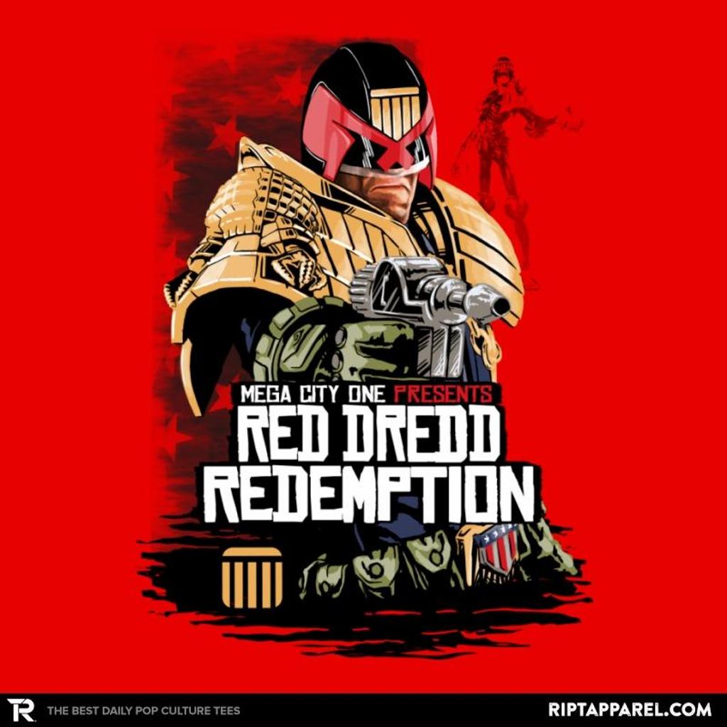 Ript: Red Dredd