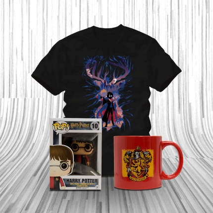 ShirtPunch: Team Gryffindor Bundle