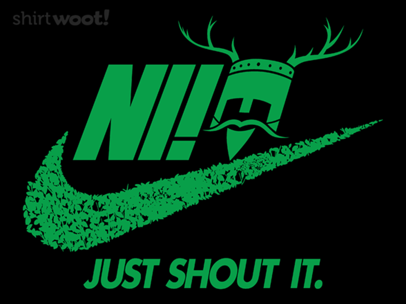 Woot!: Just Shout It