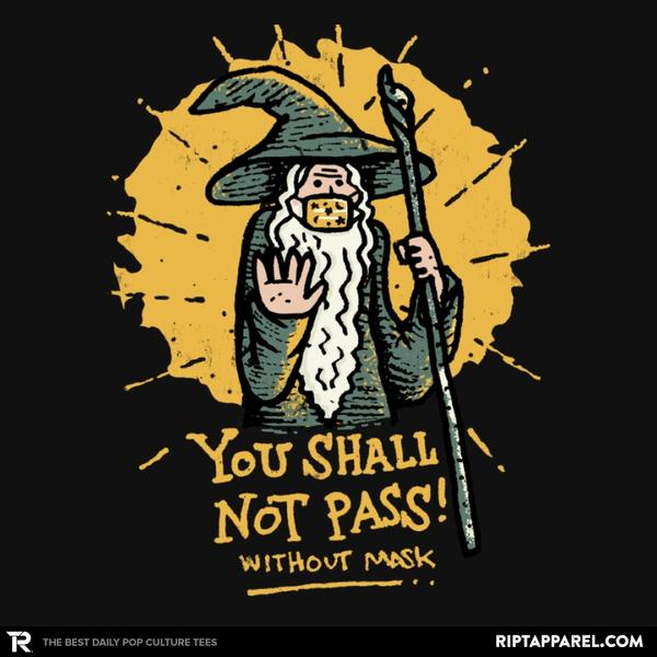 Ript: You Shall Not Pass Without Mask