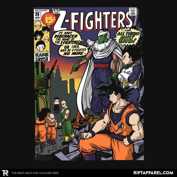 Ript: Z-Fighters