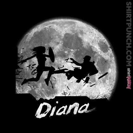 ShirtPunch: Diana