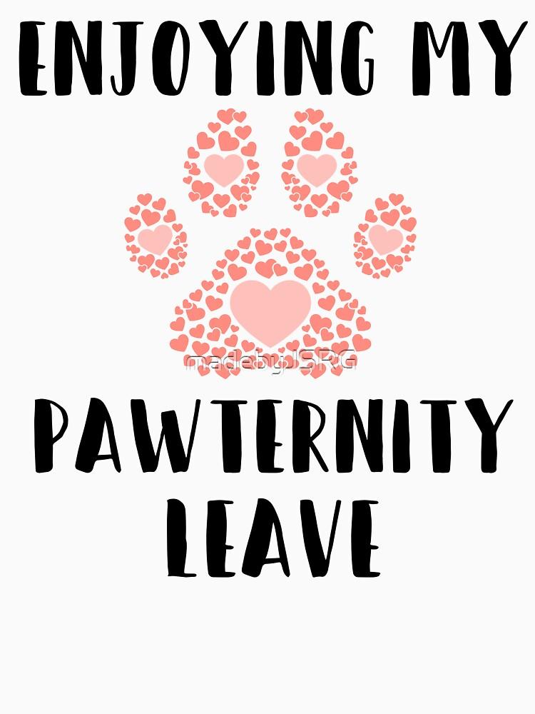 RedBubble: Pawternity Leave (Furternity Leave) - Puppy Pawrent