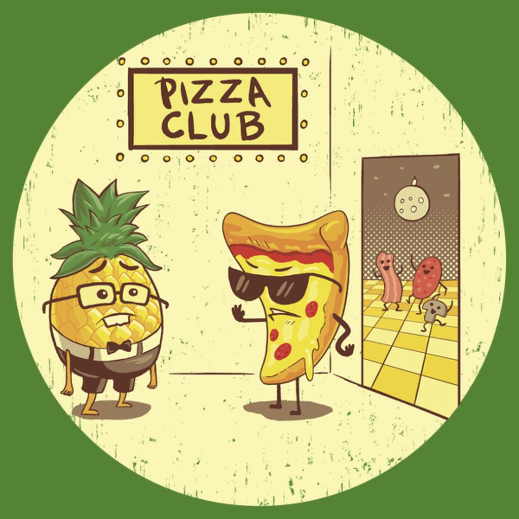 NeatoShop: Pizza Club!