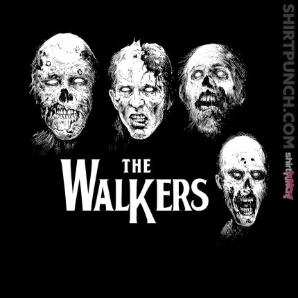 ShirtPunch: The Walkers