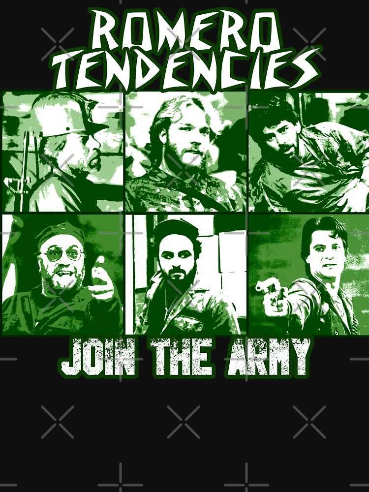 RedBubble: Romero Army