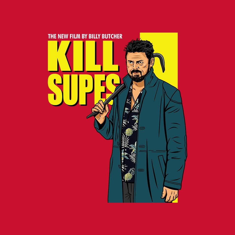 TeeFury: Kill Supes