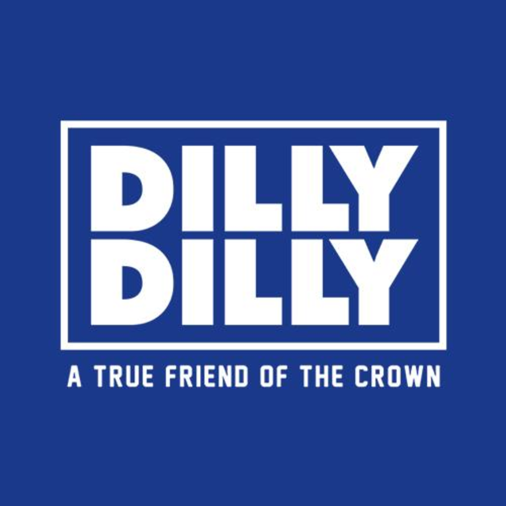 Five Finger Tees: Dilly Dilly T-Shirt