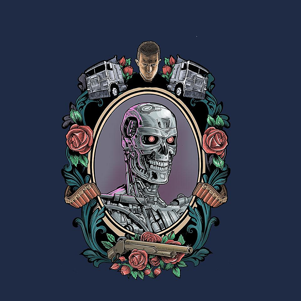 TeeFury: Killer Machine