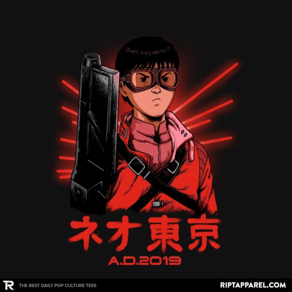 Ript: Neo Tokyo A.D. 2019