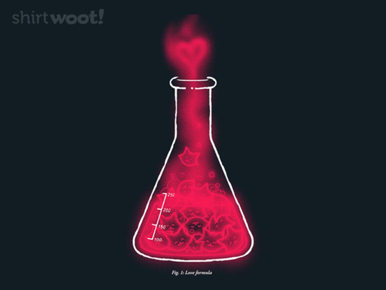 Woot!: Love Formula - $8.00 + $5 standard shipping