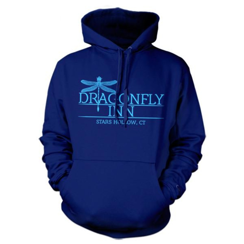 Five Finger Tees: Dragonfly Inn Hoodie