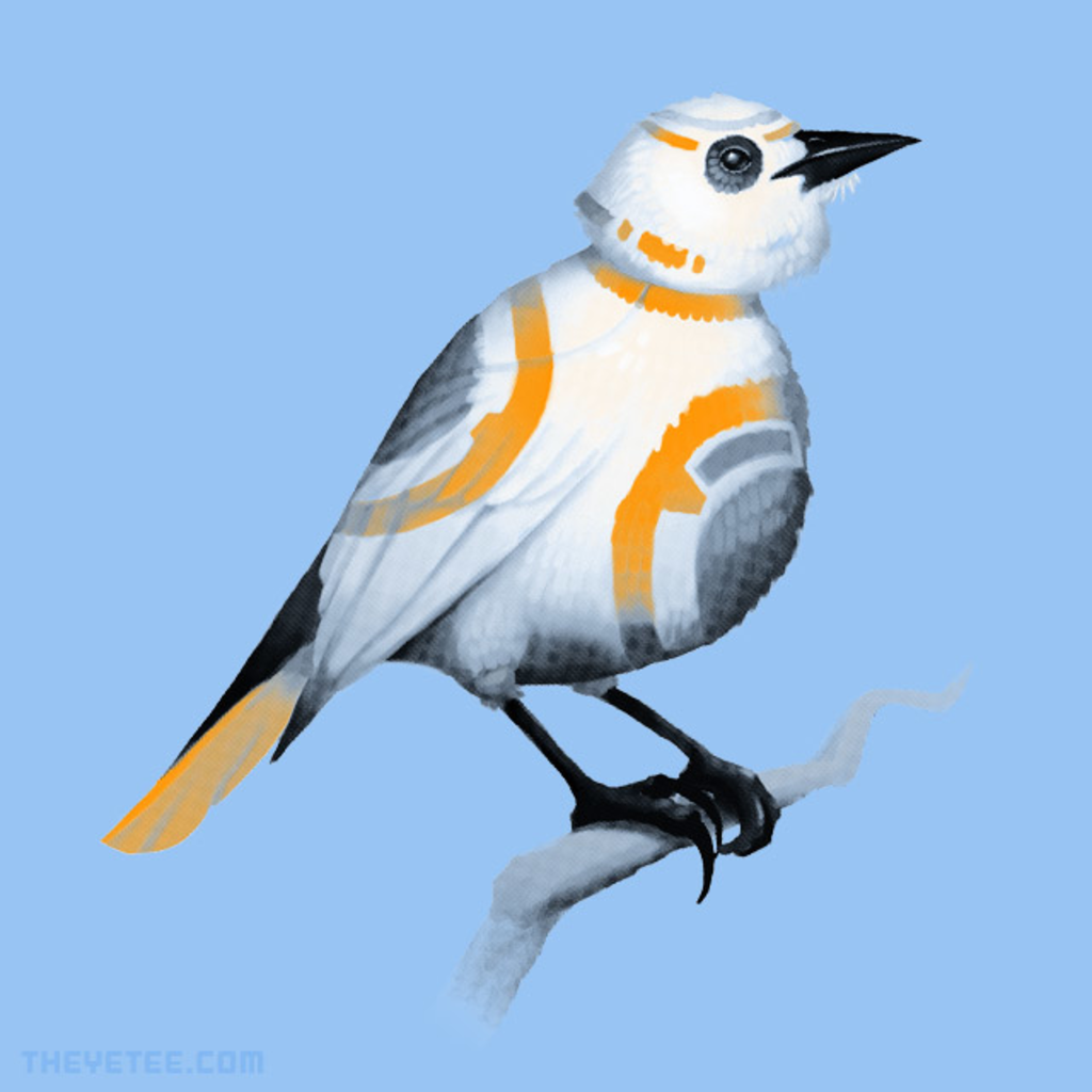 The Yetee: BB-Bird
