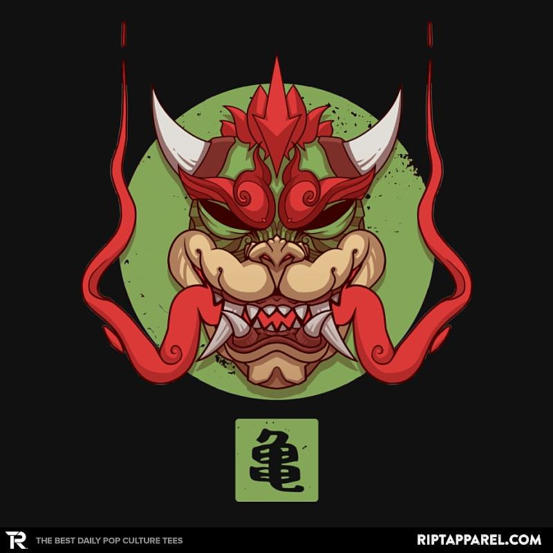 Ript: Oni Turtle