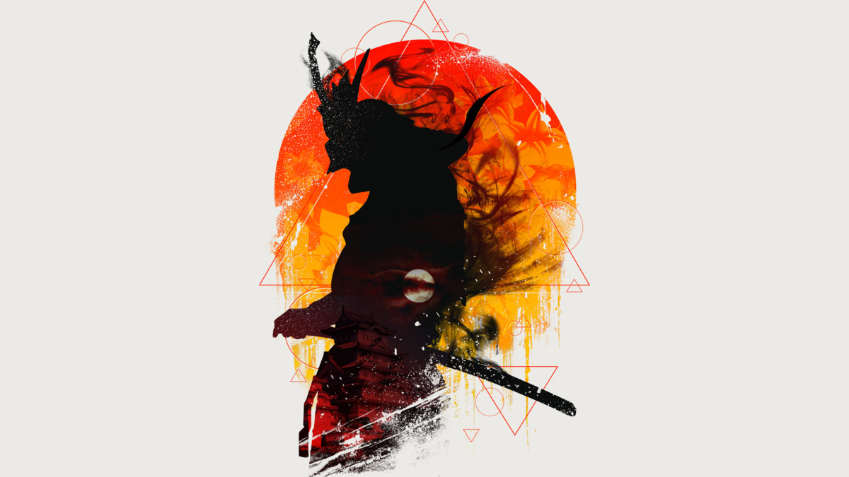 Design by Humans: Samurai Code