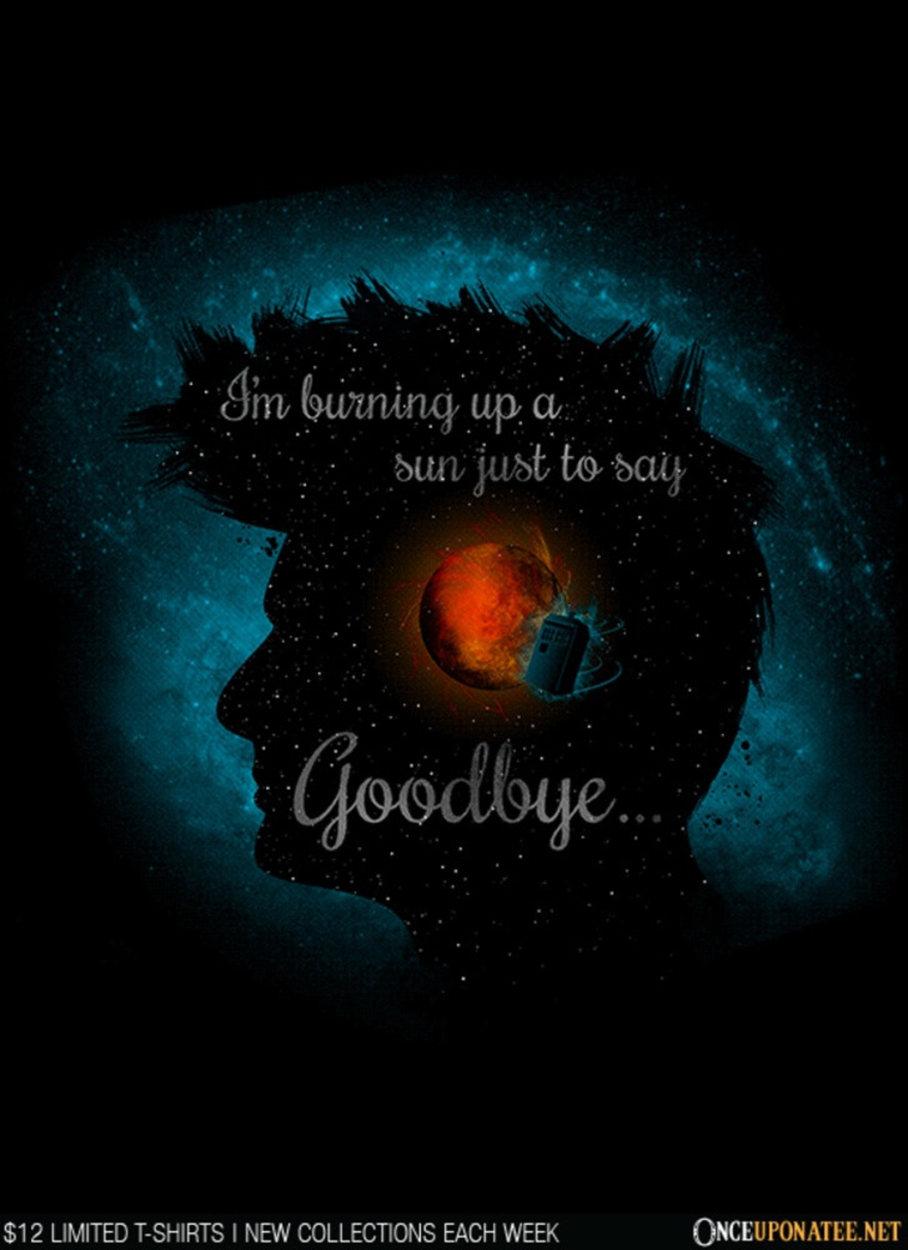 Once Upon a Tee: Just to Say Goodbye