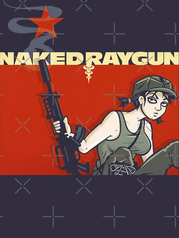 RedBubble: Naked Raygun