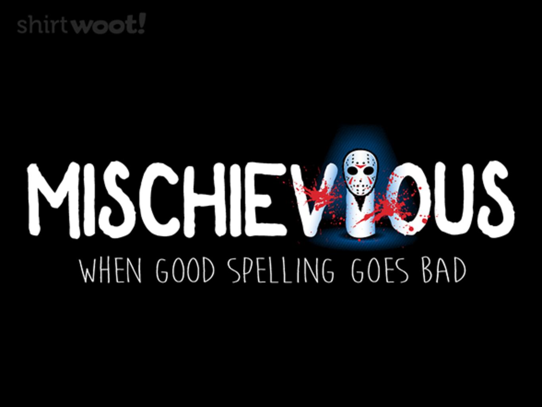 Woot!: Killer Mistake