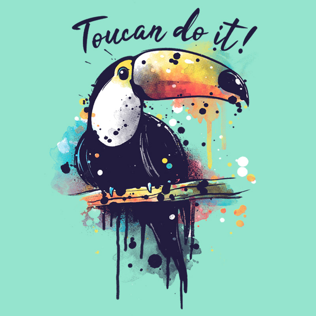 Pampling: Toucan Do It
