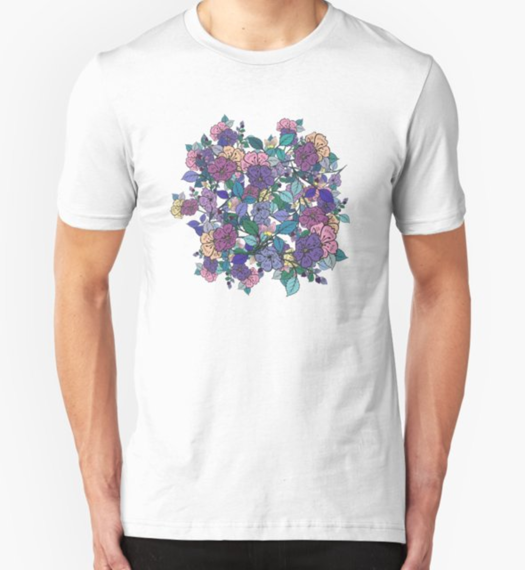 RedBubble: Efflorescence