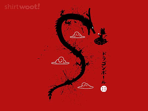 Woot!: Mystic Dragon Warrior