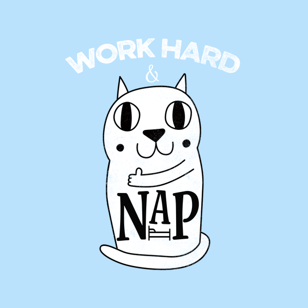 NeatoShop: Work Hard And Nap