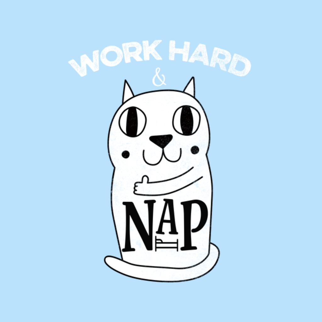 NeatoShop: Work Hard And Nap