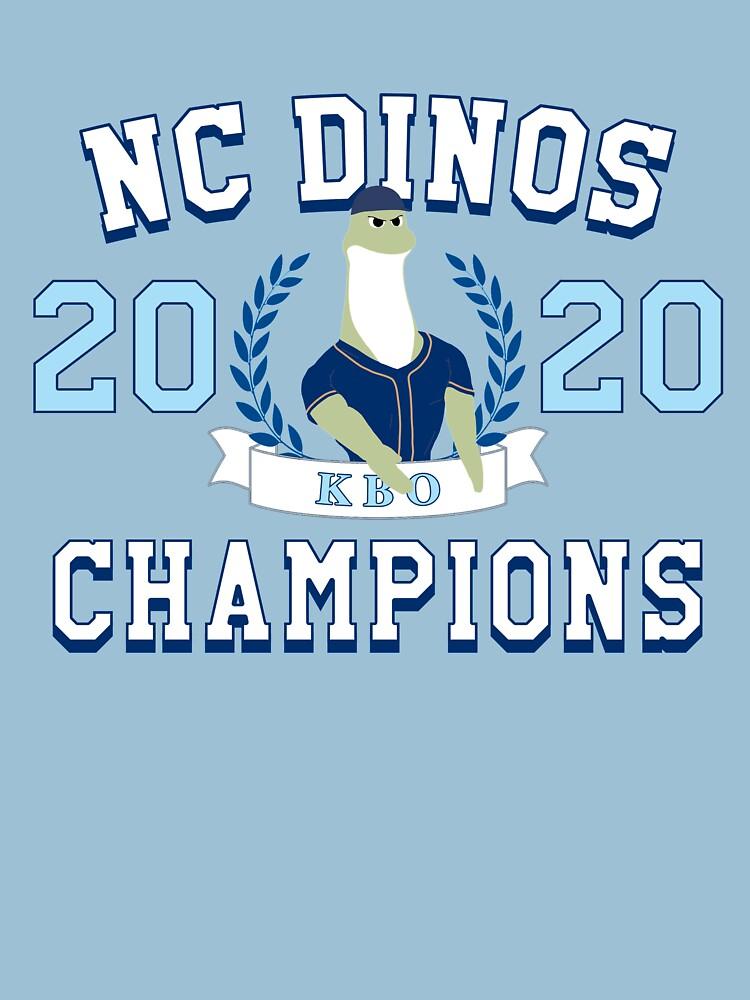 RedBubble: NC Dinos: 2020 KBO Champions