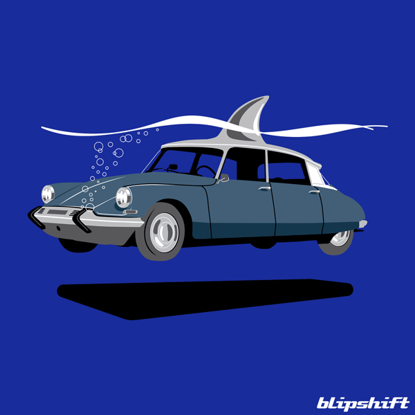 blipshift: Requin For A Dream