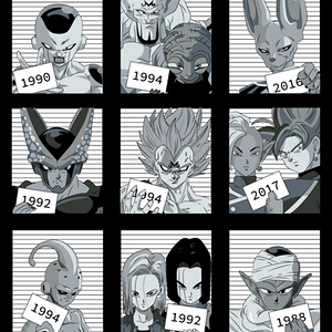 Qwertee: Dragon Villains Jail