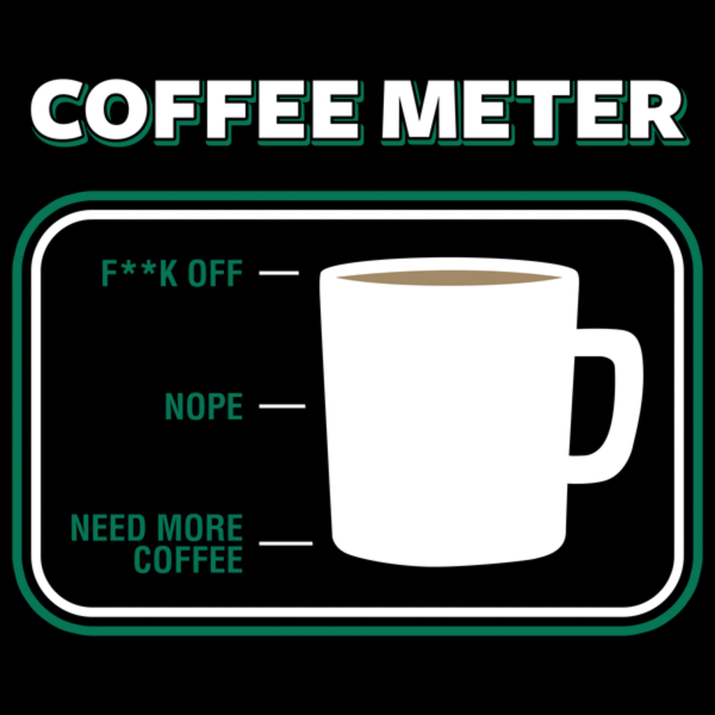 NeatoShop: Coffee meter