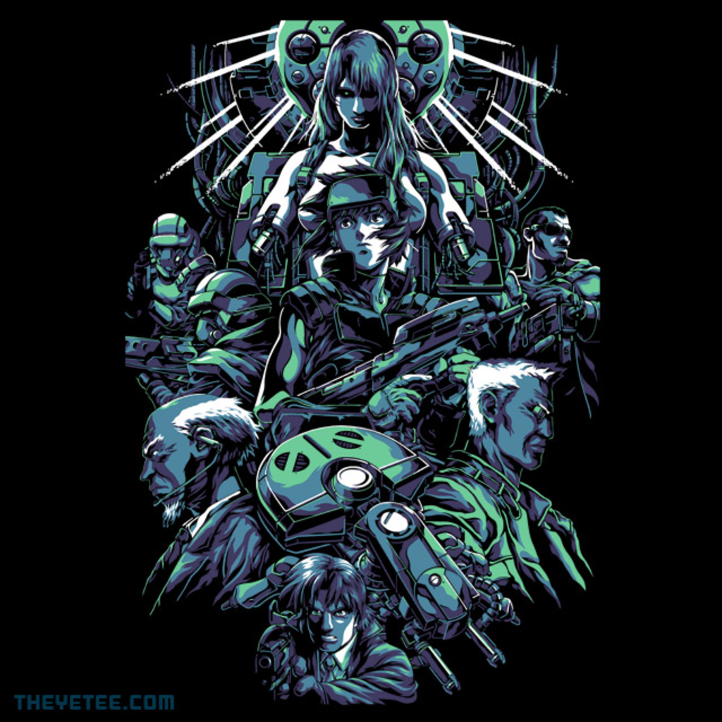 The Yetee: Vast and Infinite Net