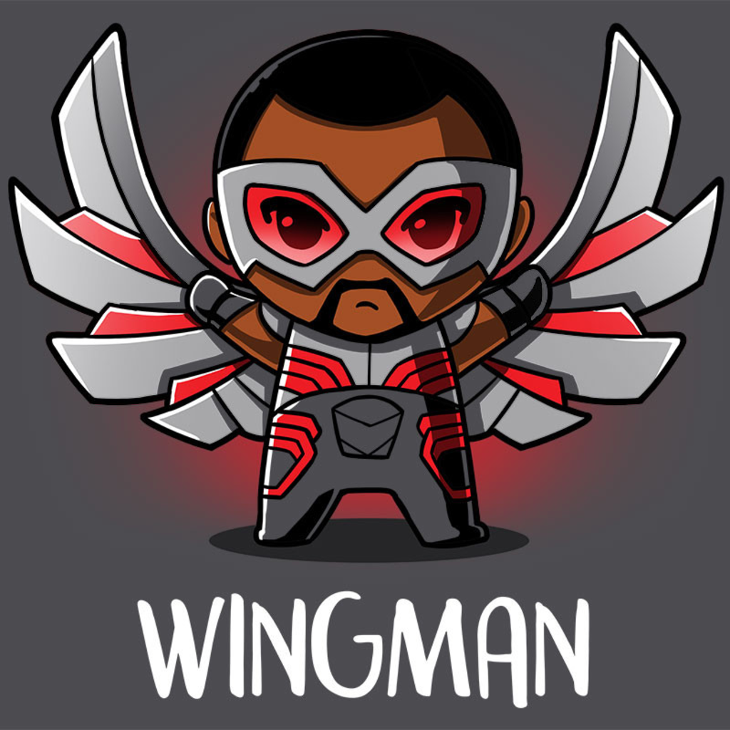 TeeTurtle: Wingman (Falcon)
