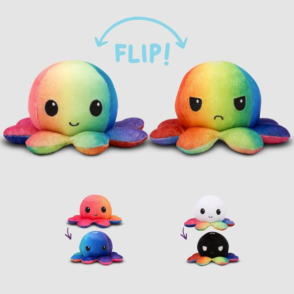 TeeTurtle: Special Reversible Octopus Mini