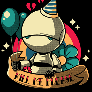 Qwertee: Happy android