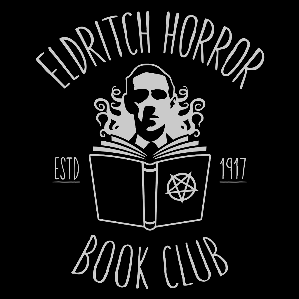 Pop-Up Tee: Eldritch Horror Book Club