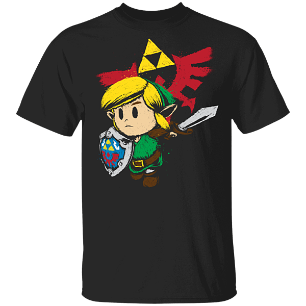 Pop-Up Tee: Hylian Hero