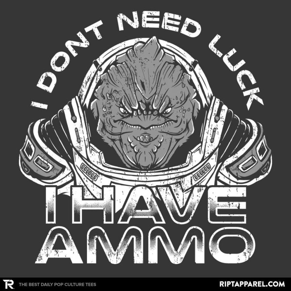 Ript: Luck Ammo
