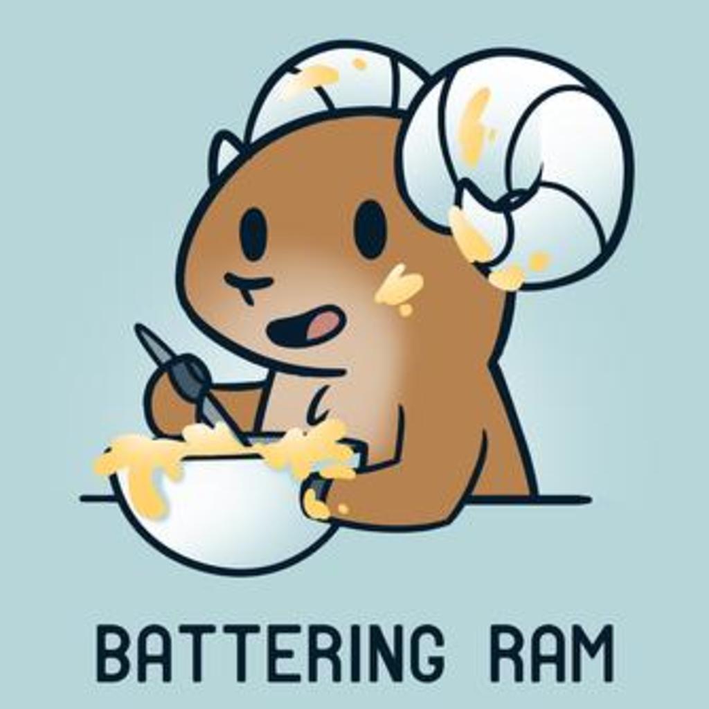 TeeTurtle: Battering Ram