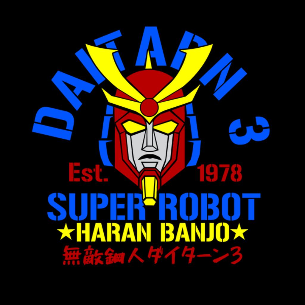 NeatoShop: Daitarn
