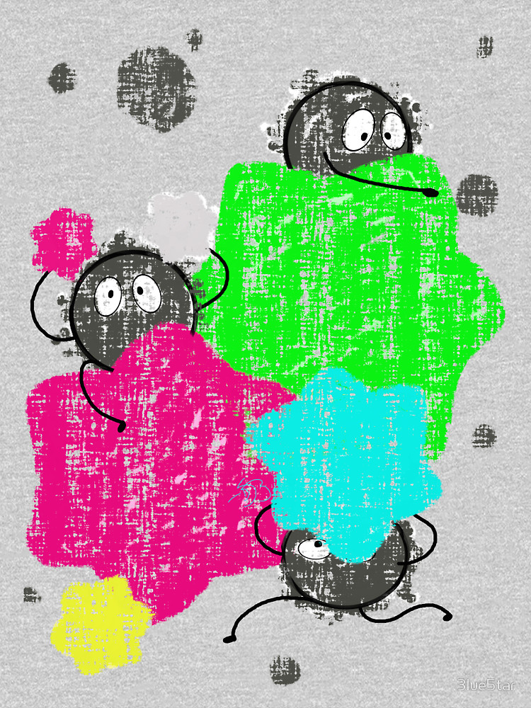 RedBubble: soot sprites