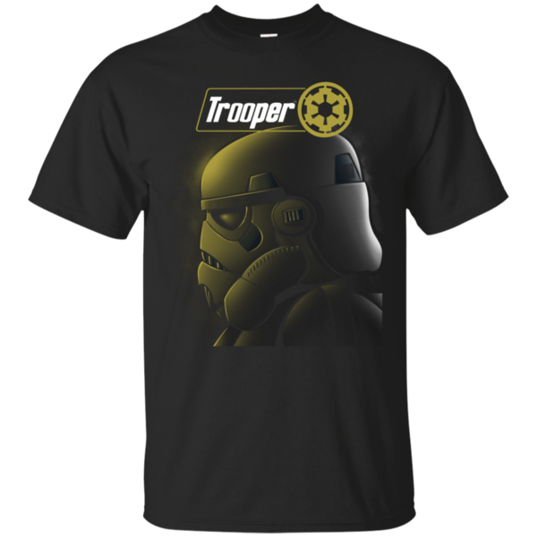 Pop-Up Tee: TROOPER1