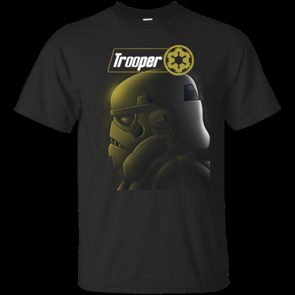 Pop-Up Tee: TROOPER1