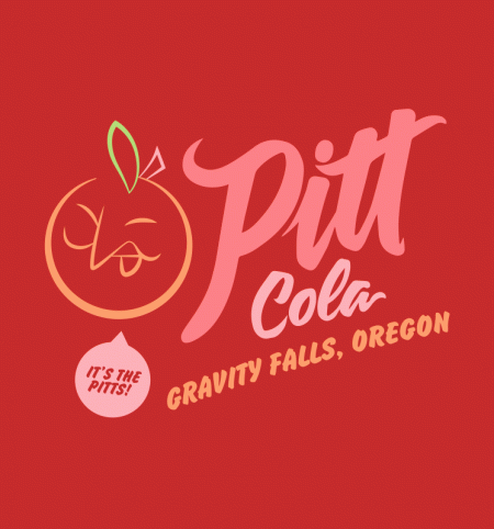 BustedTees: Pitt Cola