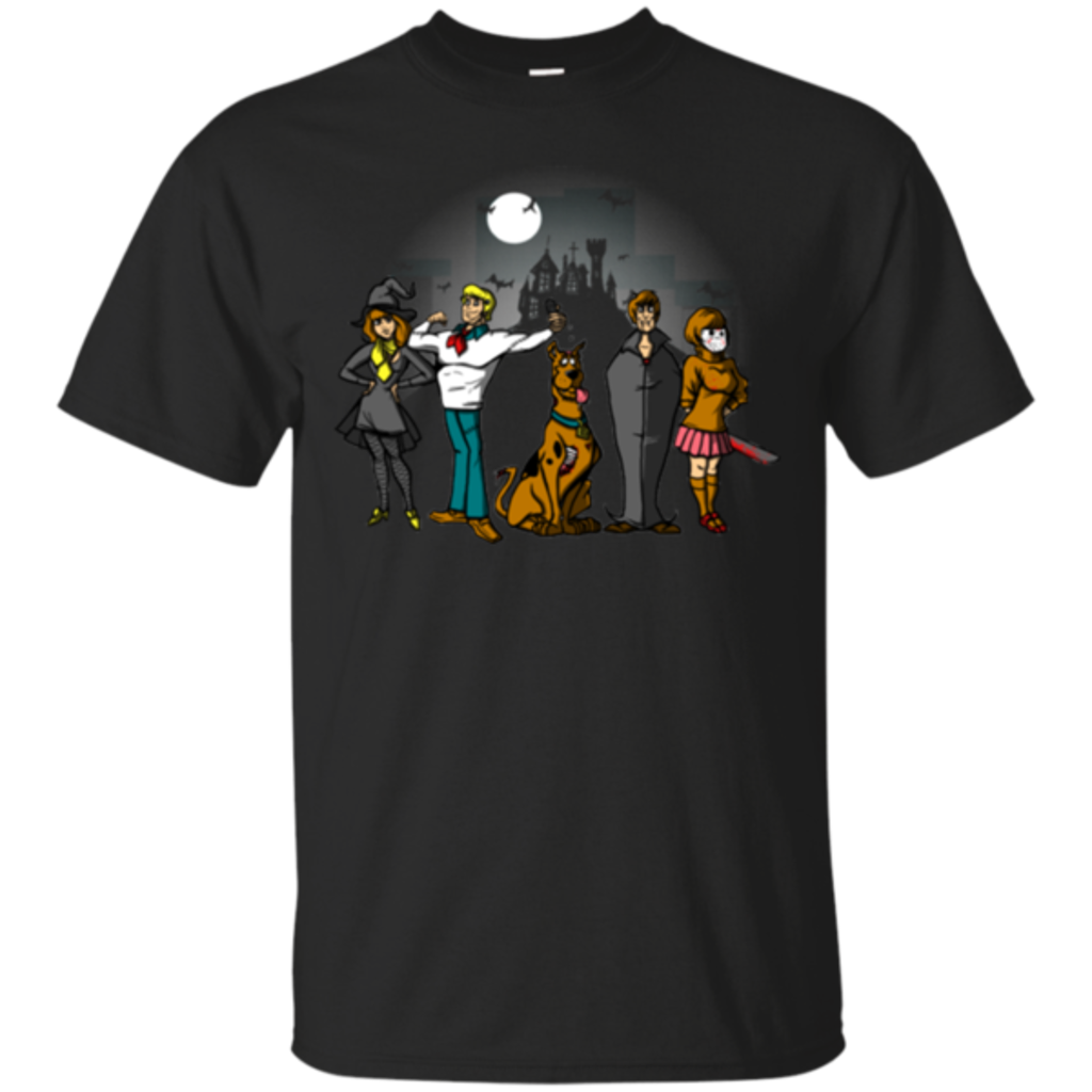 Pop-Up Tee: The Mystery Bunch
