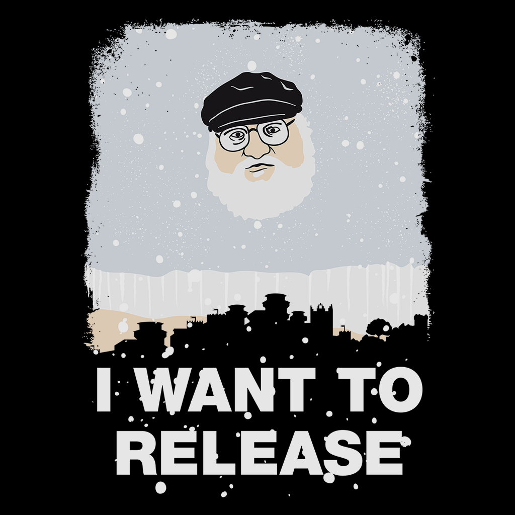 Pop-Up Tee: I want to Release