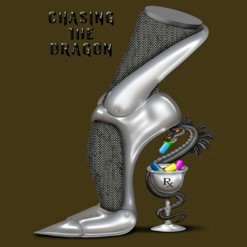 NeatoShop: Chasing The Dragon Den Shoe