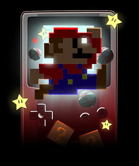 Qwertee: RED GAMING FEELS