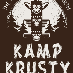 Once Upon a Tee: Kamp Krusty