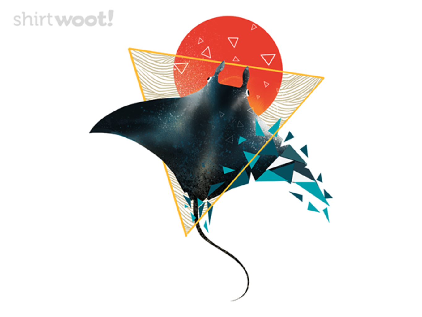 Woot!: Geometric Sting Ray